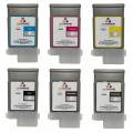 Комплект картриджей PFI-107 10x130 мл для Canon imagePROGRAF (iPF670, iPF680, iPF685, iPF770, iPF780, iPF785). CMY BLK + 6х MBK