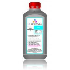 Пигментные чернила UltraChrome HDR С (cyan) INK-DONOR 1000 мл