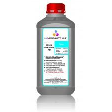 Пигментные чернила UltraChrome XD С (cyan) INK-DONOR 1000 мл