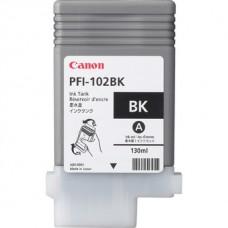 Картридж Canon PFI-102BK (black) 130мл