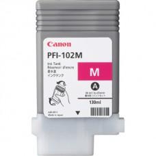 Картридж Canon PFI-102M (magenta) 130мл