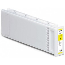 Картридж Epson C13T694400 / T6944 Singlepack UltraChrome XD для EPSON SureColor для SC-T3000/T5000/T7000/3200/5200/7200 (yellow) 700мл