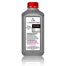 Пигментные чернила UltraChrome HDR PK (photo black) INK-DONOR 1000 мл