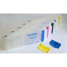 Перезаправляемые картриджи (ПЗК) для Epson Stylus Pro 7700/9700 (5*700 мл)