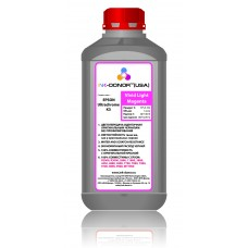 Пигментные чернила UltraChrome K3 LM (light magenta) INK-DONOR 1000 мл